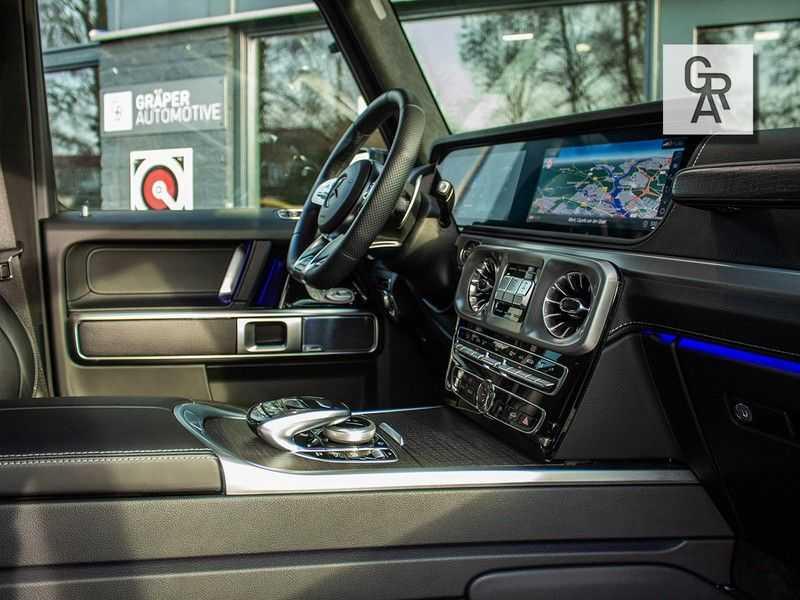 Mercedes-Benz G-Klasse G63 AMG | Schuif/kanteldak | Distronic Plus | AMG Perf. uitlaat | 22inch wielen | afbeelding 12