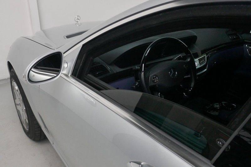 Mercedes-Benz S-Klasse 600 GUARD VR7 Pantser afbeelding 12