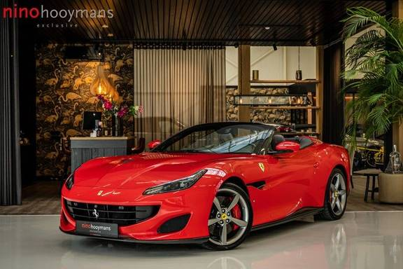 Ferrari Portofino 3.9 V8 HELE | TwoTone Exclusive | Carbon | Passengerdisplay | Memory | Sportstoelen