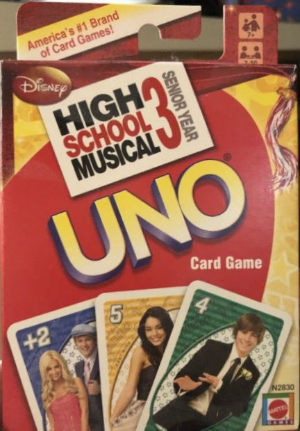 High School Musical 3 Uno