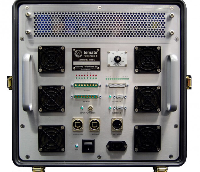 Innerspec PowerBox 8 Front