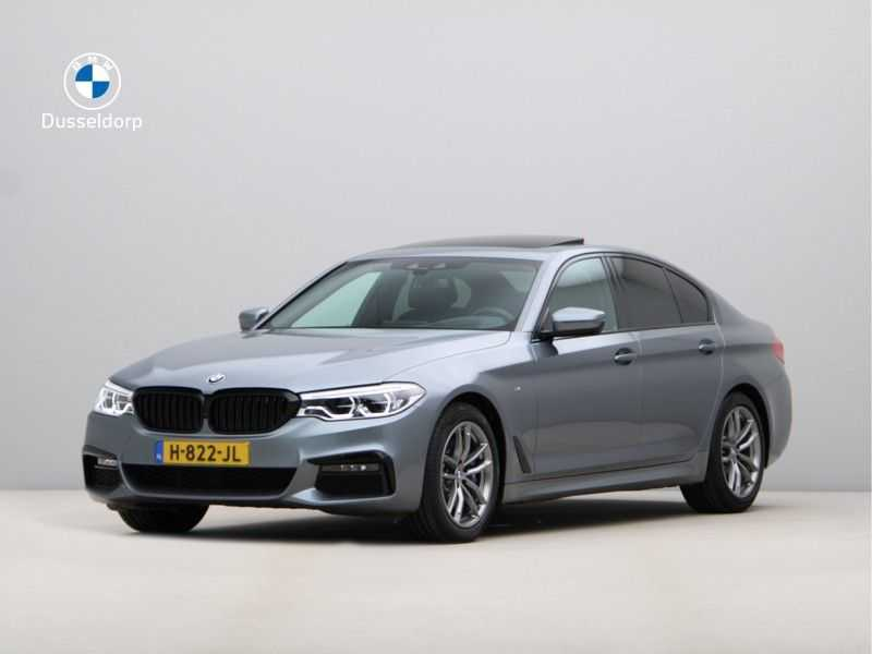 BMW 5 Serie 530i Aut. High Exe M-Sport afbeelding 1