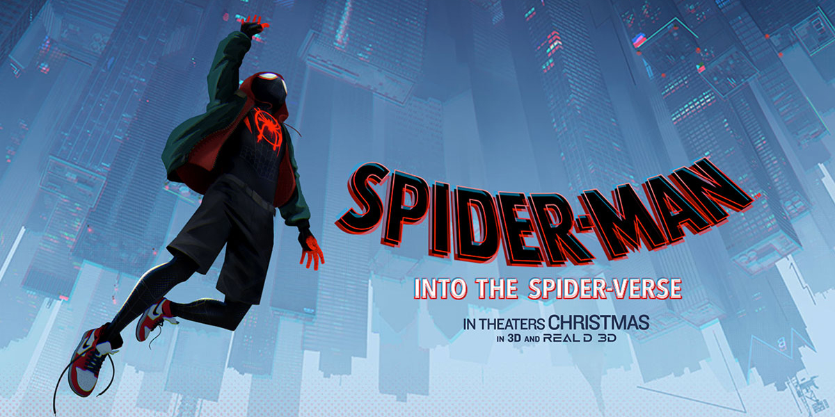 Thumbnail for 'Spider-Man: Into the Spider-Verse' Official Trailer #2