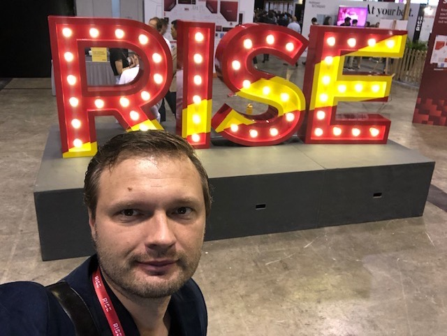 AVM at rise conference 2019