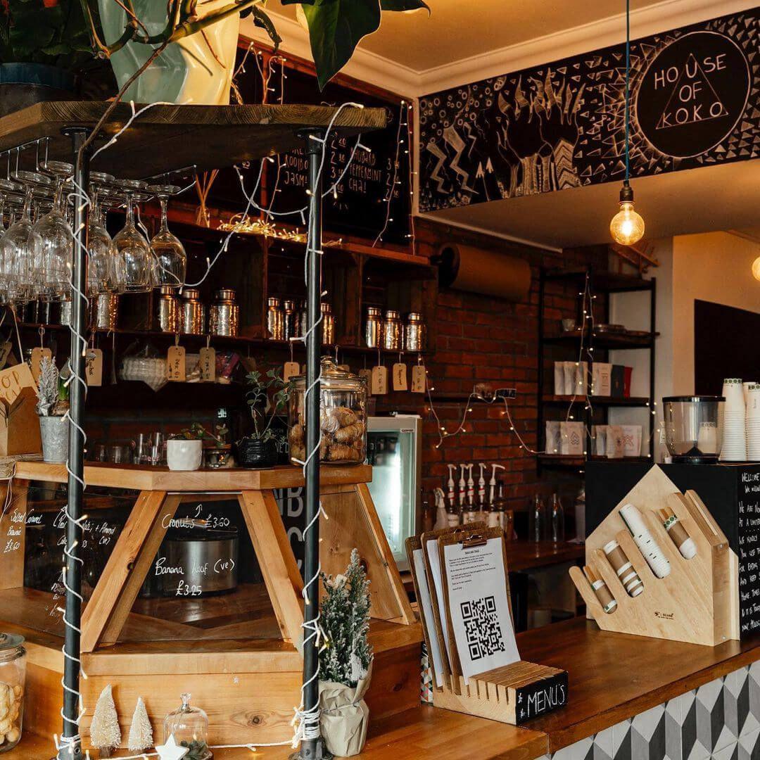 House of Koko wine and bar