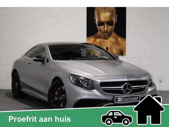 Mercedes-Benz S-Klasse Coupé 63 AMG 4Matic Zeer compleet/Carbon