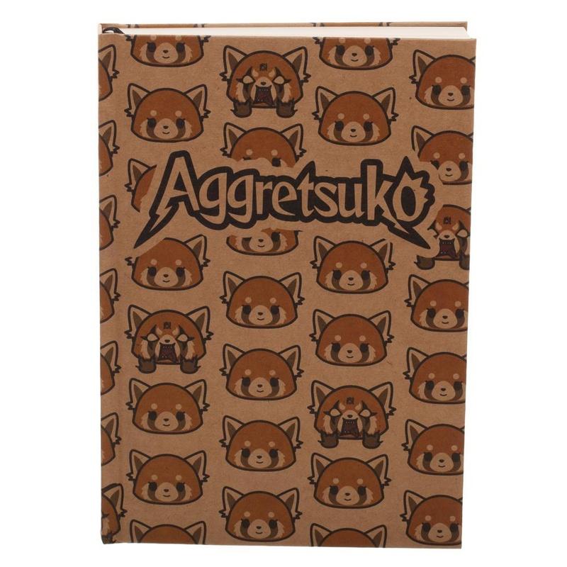 Aggretsuko Journal