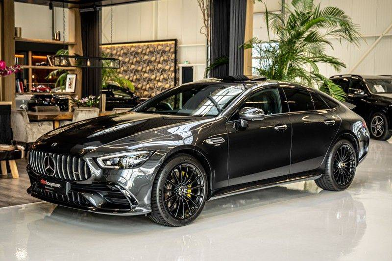 Mercedes-Benz AMG GT 4-Door Coupe 43   Burmester   Panorama   Schakelbare uitlaat   Apple Carplay afbeelding 25