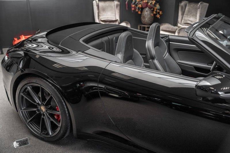 Porsche 911 992 S Cabrio Sport Design Pakket Ventilatie Led Matrix Chrono Sport Uitlaat 3.0 Carrera S afbeelding 16