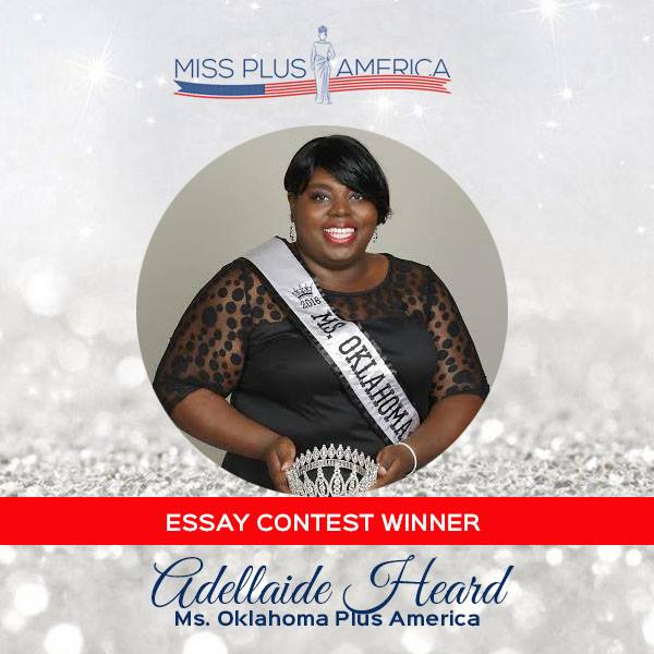 Soror Adellaide Heard, Miss Plus Oklahoma