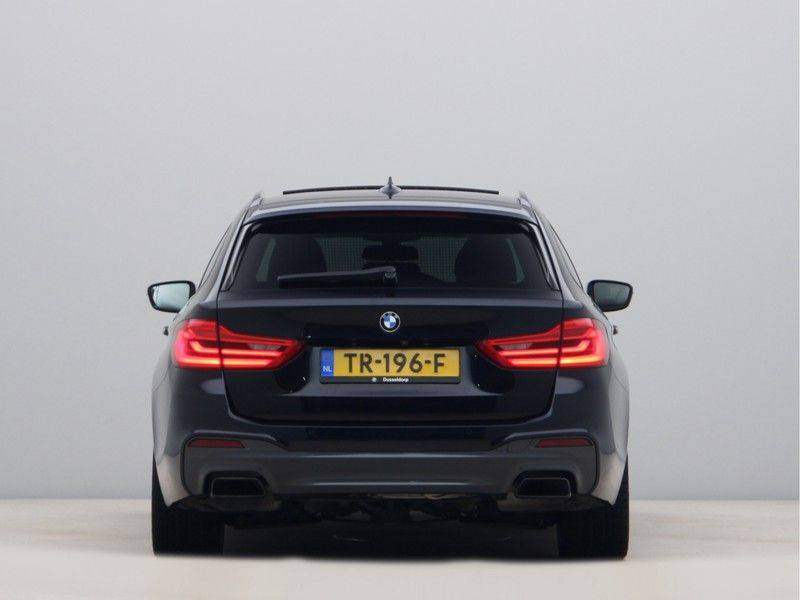 BMW 5 Serie M550xd Touring High Exe, full option ! afbeelding 10