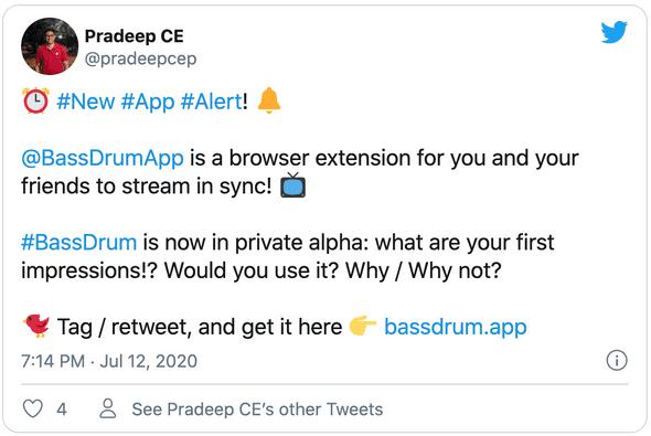 BassDrum Private Alpha