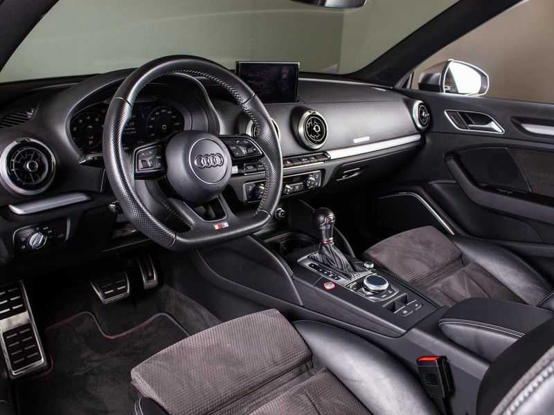 Audi A3 Cabriolet 2.0 TFSI S3 quattro Pro Line Plus   B&O Sound   Massagestoelen   LED   Virtual cockpit   Nekverwarming   afbeelding 13