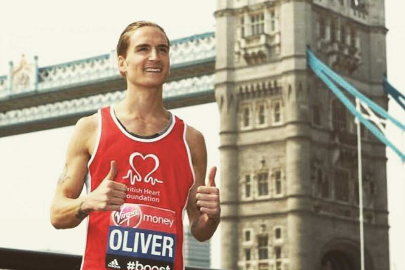Oliver Proudlock reviews Hot Bikram Yoga to aid his post-marathon recovery