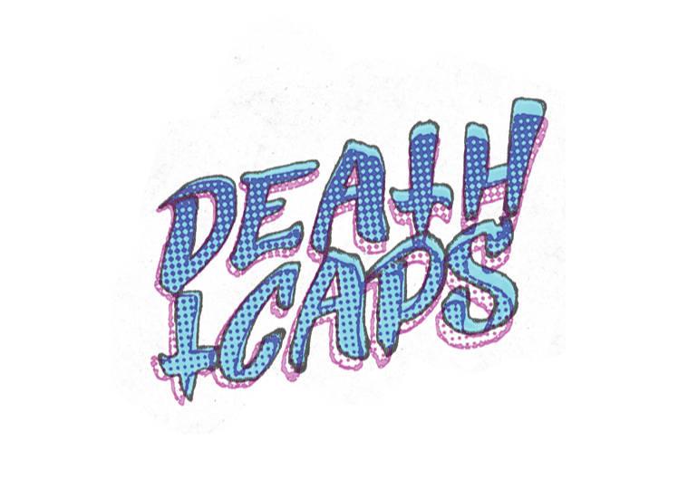 Death Caps logo