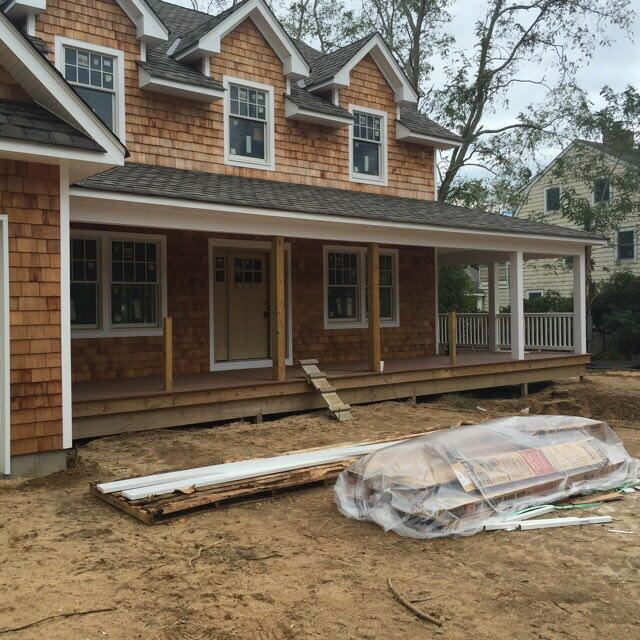 Deck Blakewood Construction 10