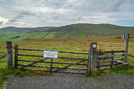 west of Laxey, Isle of Man, United Kingdom
