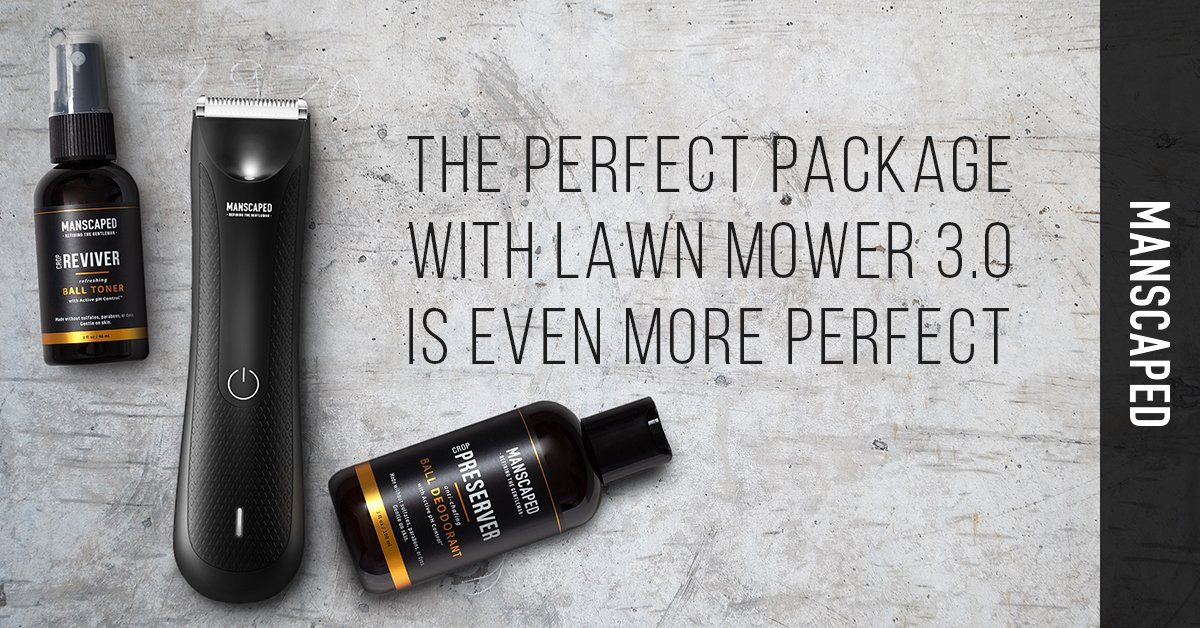The Perfect Package With Lawn Mower 3.0 Is Even More Perfect