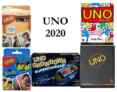 New Uno Games