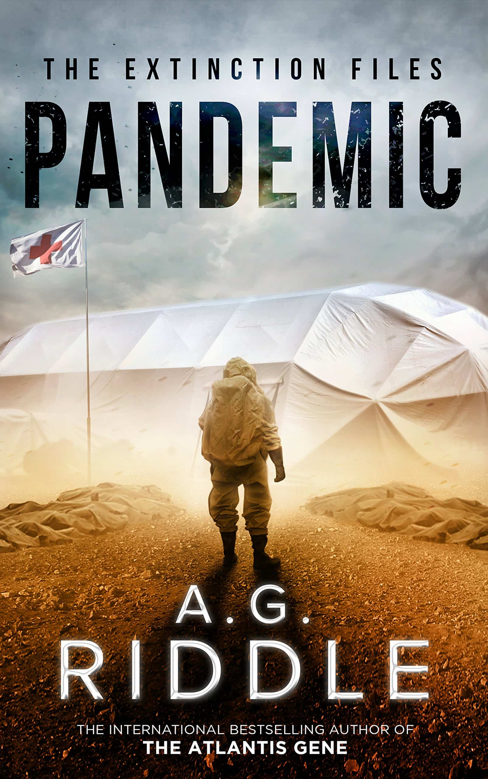 The cover of Pandemic