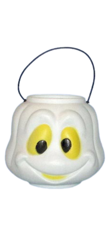 Ghost Candy Pail photo