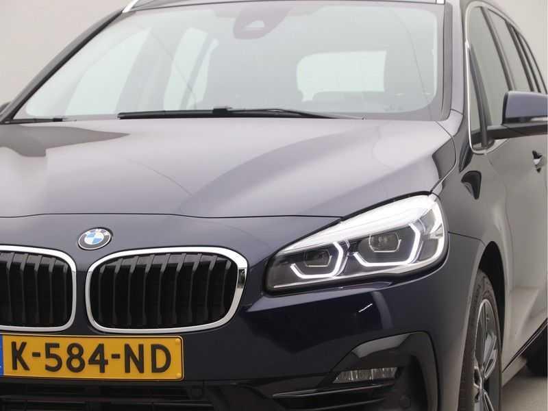 BMW 2 Serie Gran Tourer 218i 7p. High Executive Sport Line Automaat afbeelding 22