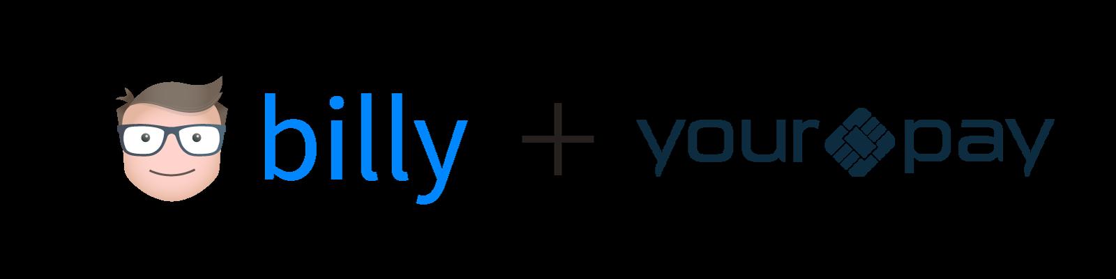Yourpay partner med Billy Regnskabsprogram