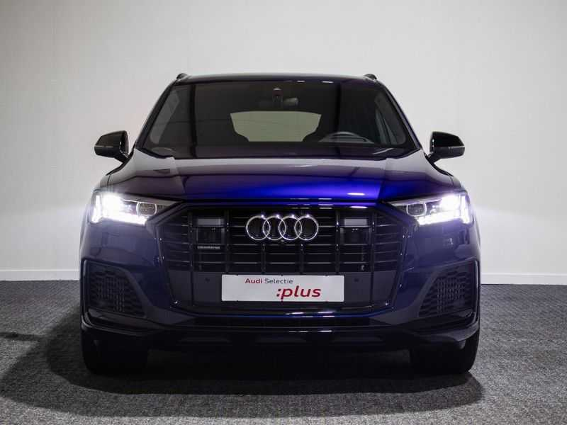 Audi Q7 60 TFSI e quattro Competition | Adaptive Air | Adapt.Cruise | Bose Premium Sound | Trekhaak  | Head-Up | Matrix LED | afbeelding 12