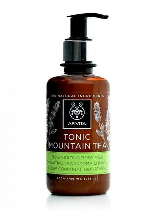 Body Milk with Mountain Tea – 200ml