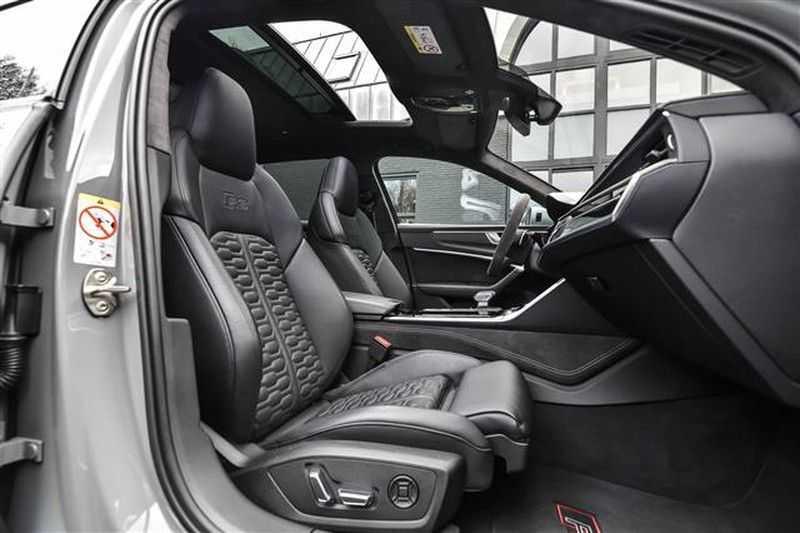 Audi RS6 DYNAMIC PLUS+CARBON+B&0 ADV.+ALC.HEMEL NP.254K afbeelding 11