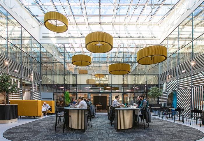 Lobby Le Palace Nantes