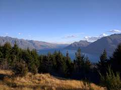 View from Queenstown Hill