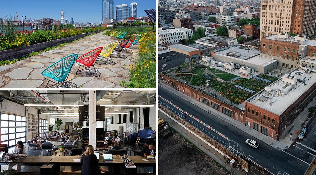 VICE Headquarters in Brooklyn New York