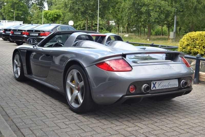 Porsche Carrera GT afbeelding 3