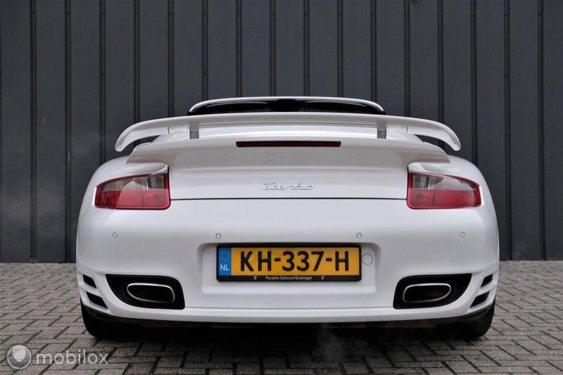 Porsche 911 Cabrio 3.6 Turbo afbeelding 5