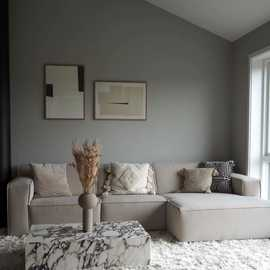 Vi ønsker dere en god kveld fra stuen til @interiormypassion 🍂 Fantastisk styling av loftsstuen i Nelly 🤍