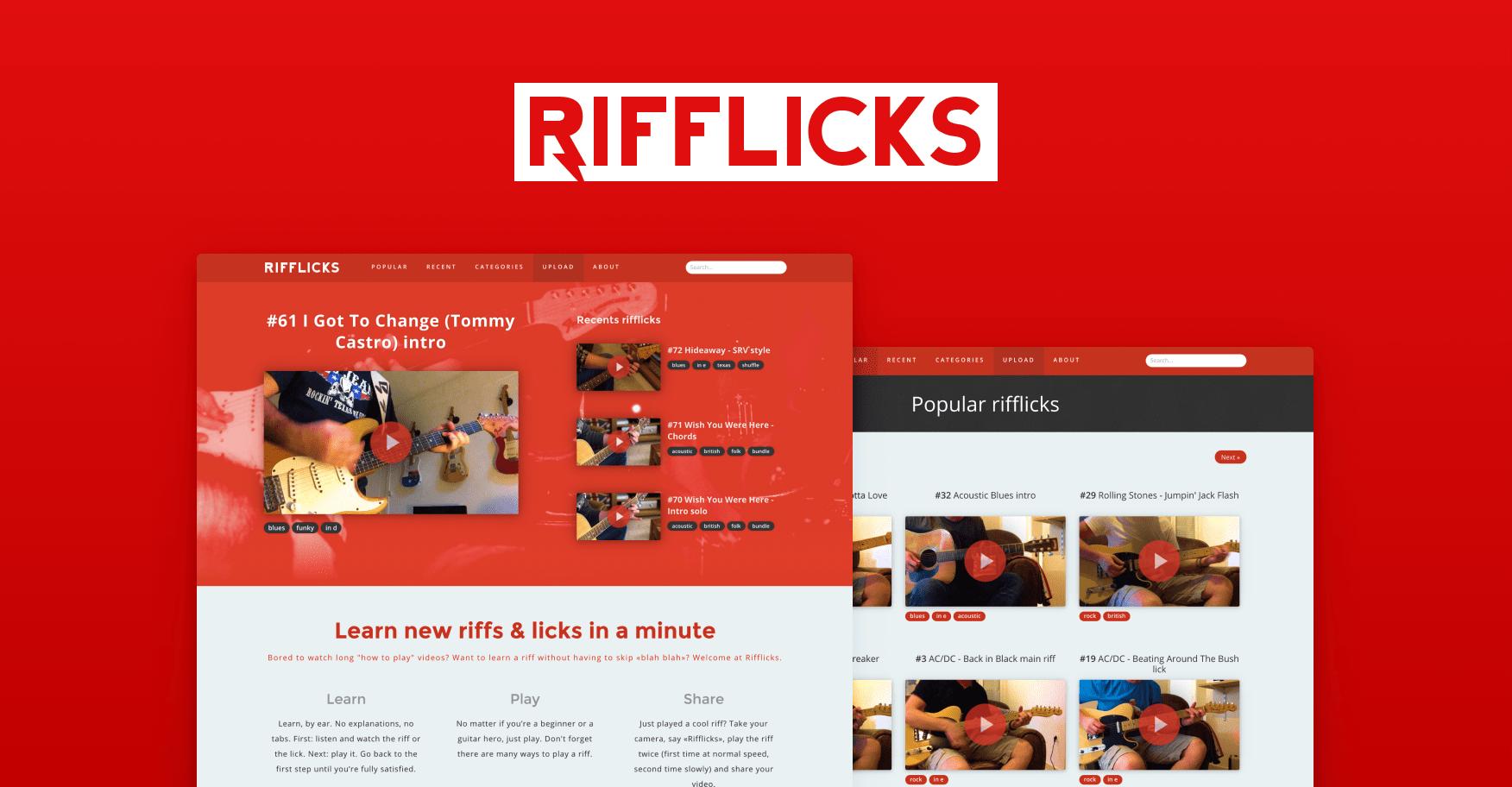 Rifflicks