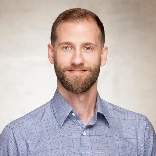 Portrait photo of Cory Schmidt