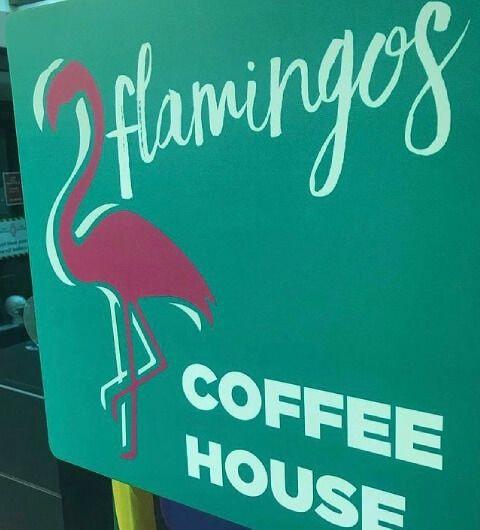 Flamingos Coffee House Leeds