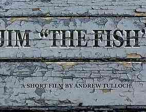 Jim 'The Fish' Poster