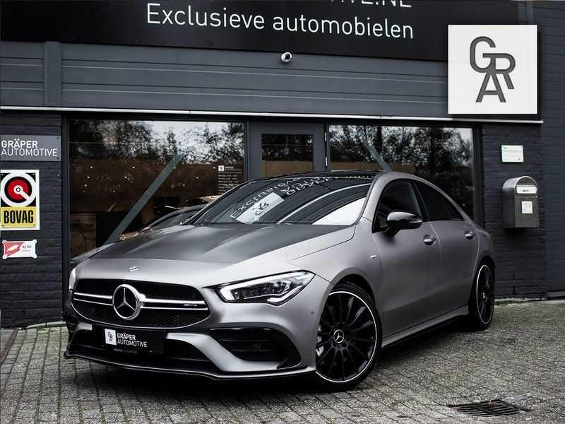 Mercedes-Benz CLA-Klasse CLA35 AMG 4MATIC Premium Plus