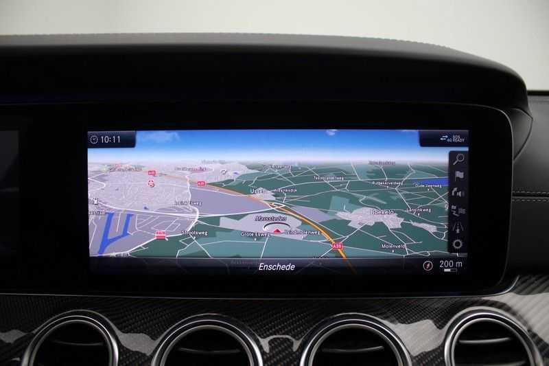 Mercedes-Benz E-Klasse 63 S AMG 4Matic-plus|kuipstoelen|pano|carbon afbeelding 5