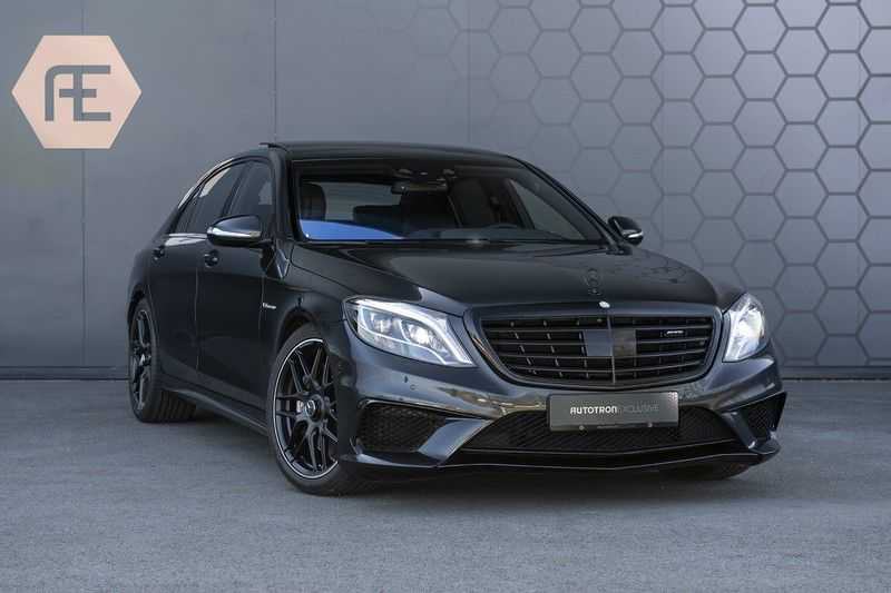 Mercedes-Benz S63 AMG Lang 4-Matic BTW-auto + Magnetite Black + Panoramadak S 63 DISTRONIC Plus + MASSAGE afbeelding 12