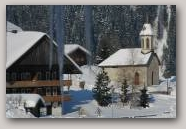 Church under snow  » Click to zoom ->