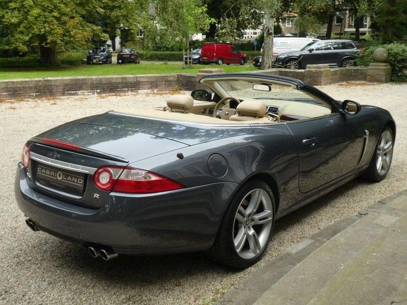 Jaguar XKR 4.2 V8 Convertible afbeelding 18
