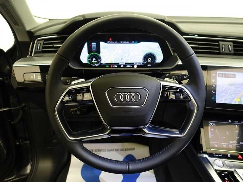 Audi e-tron e-tron 50 quattro Launch Edition plus [4% bijtelling] Full options, direct leverbaar afbeelding 13