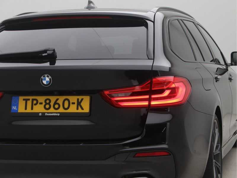 BMW 5 Serie Touring 530i High Executive M-Sport Automaat afbeelding 23