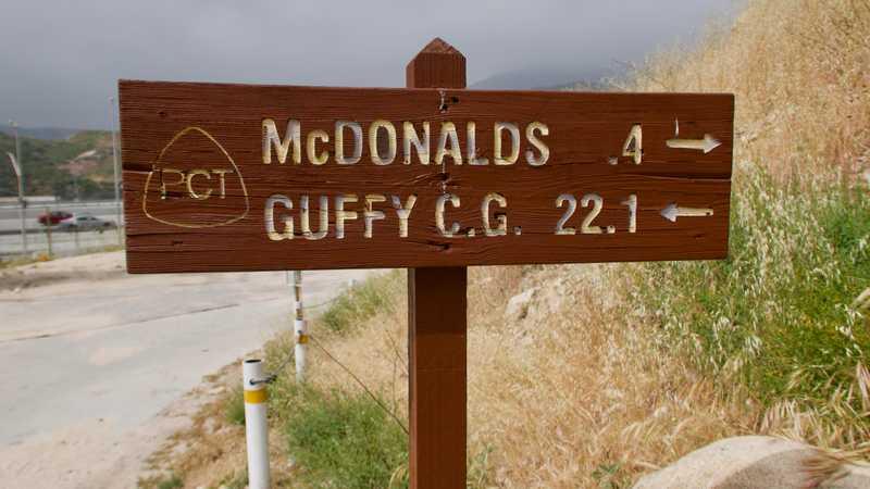McDonald's marker