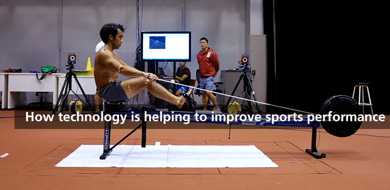 How technology is helping to improve athlete performance