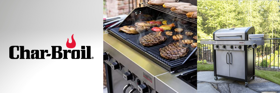 Char-Broil vs. Weber Review - Products